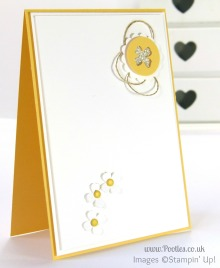 Stampin' Up! UK Pootles - Daffodil Delight Daisy Dreams...